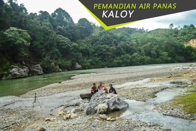 Wisata Aceh Tamiang – Sumber Air Panas Kaloy