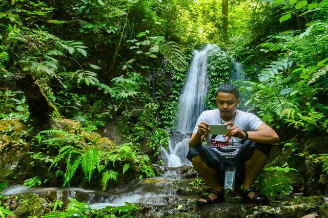 Air Terjun Alur Kanan, Gunung Pandan